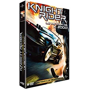 Knight rider, le retour de K-2000 - l'intégrale (french Version)