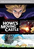 Howl's Moving Castle: Limited Edition Sleeve Design (Exclusive to Amazon.co.uk) [DVD] [2005]