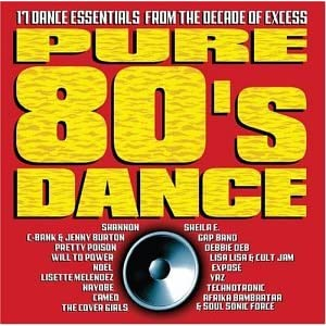 Various Artists - Pure 80's Dance