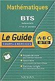 echange, troc Collectif - Guide ABC : Maths Industriels