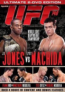 UFC 140: Jones vs Machida [DVD]