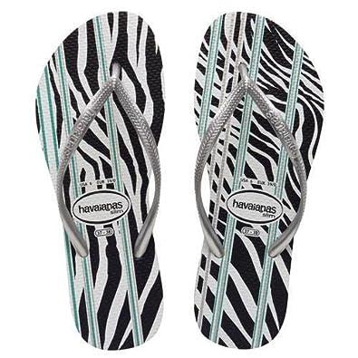 Havaianas Zebra Print