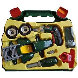 Theo Klein - BOSCH Toys - Grand Prix Case Ixolino