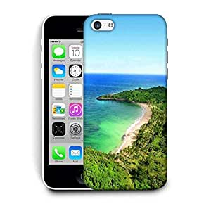 Snoogg Forest And The Sea Printed Protective Phone Back Case Cover For Apple Iphone 6+ / 6 Plus