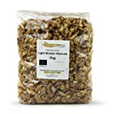 Organic Walnuts Light, Broken 1kg