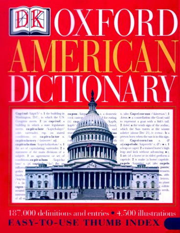 Dk Illustrated Oxford Dictionary, FRANK R. ABATE