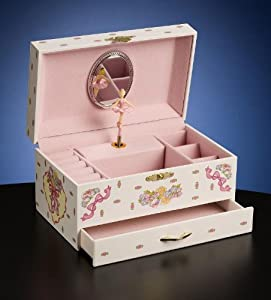 Ballerina jewelry box ballerina music boxes for Amazon ballerina musical jewelry box