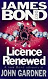 John Gardner Licence Renewed (Coronet Books)