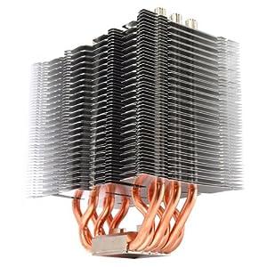サイズ 【HASWELL対応】 無限4 静音「隼120」12cmサイドフロー CPUクーラー SCMG-4000