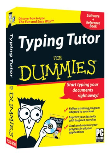 Typing Tutor For Dummies