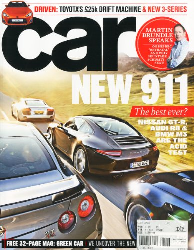 Car [UK] January 2012 (single issue)