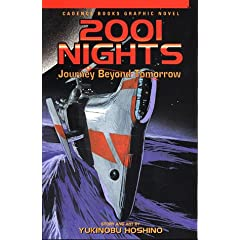 2001 Nights: Journey Beyond Tommorow by Yukinobu Hoshino