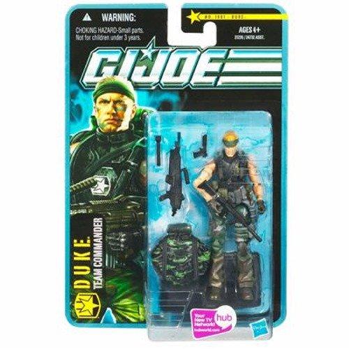 """G.I. Joe Conrad """"Duke"""" Hauser – Jungle Assault – The Pursuit of Cobra – Actionfigur von Hasbro günstig als Geschenk kaufen"""