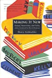 Making It New: Essays, Interviews, and Talks (0156004399) by Geldzahler, Henry