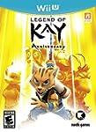 Legend of Kay HD Wii U