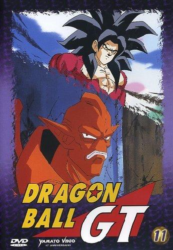Dragon Ball GT(ep. 51-55)Volume11 [Italia] [DVD]