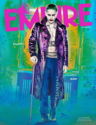 """Europe Style 0423 Suicide Squad - 2016 DC Joker Harley Quinn Deads Movie 24x36"""" Silk Poster"""