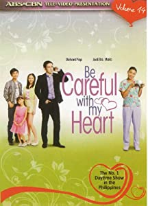 .com: Be Careful Wth My heart Vol 14 Filipino TV Series: Richard Yap