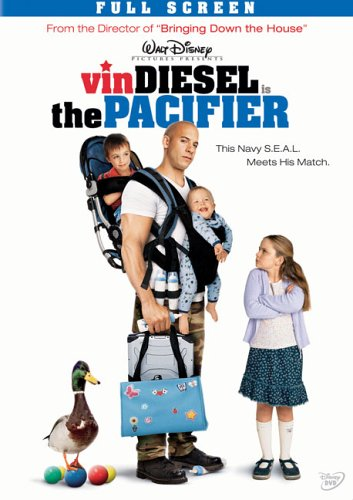 The Pacifier (Full Screen Edition) front-581384