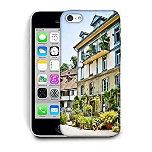 Snoogg Abstract Nice Building Printed Protective Phone Back Case Cover For Apple Iphone 6+ / 6 Plus