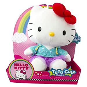Hello Kitty TuTu Cute Plush, Large