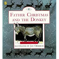 Father Christmas and the Donkey (Picture Puffin)