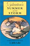 Galveston's Summer of the Storm (Chaparral Books)