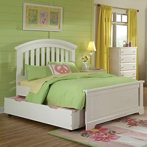 Standard Furniture Reagan 3 Piece Kids 39 Panel Bedroom Set In White Childrens