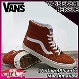 VANS(バンズ) スケートハイ リイシュー SK8-HI REISSUE (Vintage) Picante/Marshmallow/メンズ(men's) 靴 スニーカー(VN-0QG2AKG)