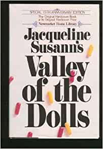 valley of the dolls jacqueline susann 9780937858028