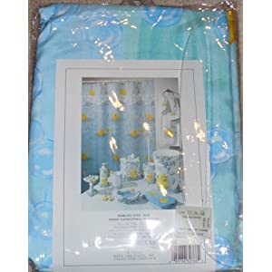 Heavy Duty Duck Cotton Shower Curtain - Shower-Curtains.org