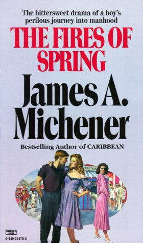 Fires of Spring, James A. Michener