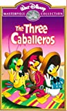 The Three Caballeros (Walt Disney Masterpiece Collection) [VHS]