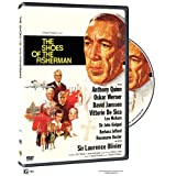 The Shoes of the Fisherman ~ Anthony Quinn
