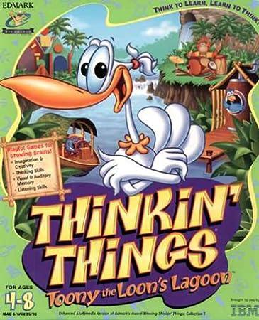 Thinkin' Things Toony The Loons (Jewel Case)