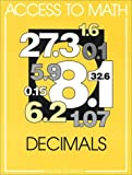 ACCESS TO MATH: DECIMALS SE 96C. (GLOBE ACCESS TO MATH)