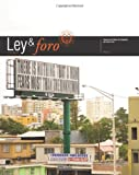 img - for Ley & foro: N m. 1 2010 (Spanish Edition) book / textbook / text book
