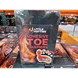Little Hotties Adhesive Toe Warmers, 30 Pairs