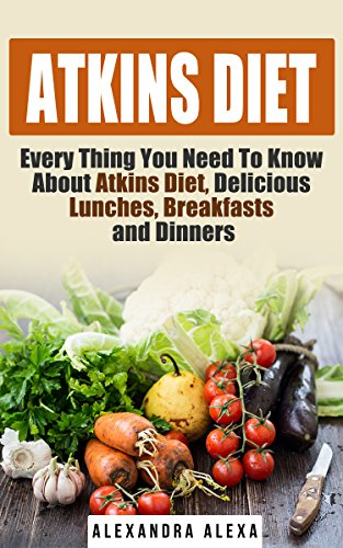 Atkins Diet: Every Thing You Need To Know About Atkins Diet,  Delicious Lunches, Breakfasts & Dinners