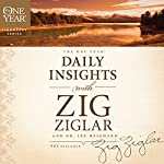 The One Year Daily Insights with Zig Ziglar | Zig Ziglar,Ike Reighard