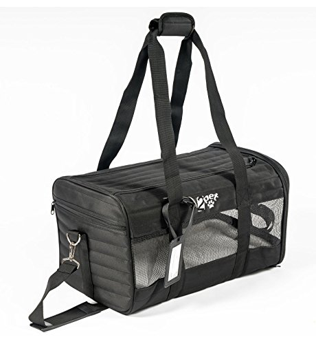 2pet Cabin Travel Under Seat Kennel Approved By Major