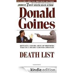 Death List (English Edition)
