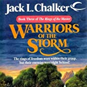 Warriors of the Storm: The Rings of the Master, Book 3 | Jack L. Chalker
