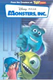 Monsters Inc packshot