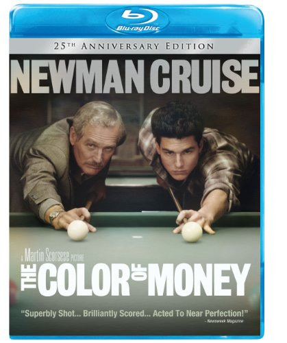 Cover art for  The Color of Money [Blu-ray]