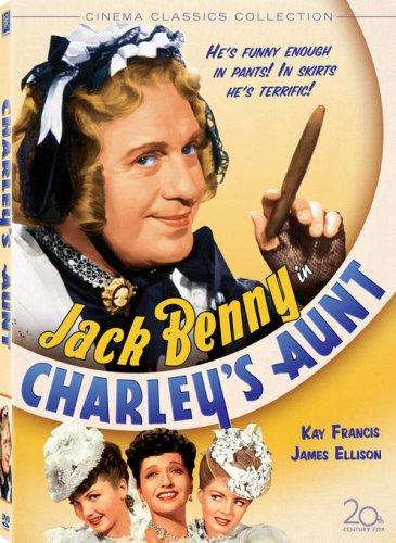 Charley's Aunt / Тетка Чарлея (1941)