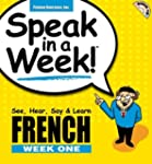 Speak in a Week French: See Hear Say...