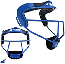 Champro Softball Defensive Facemask quotThe Grillquot - Youth Royal