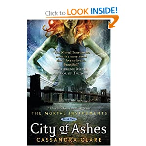 City of Ashes (Mortal Instruments)