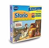Vtech Storio 282005 - Libro electrónico de Winnie the Pooh (en francés)